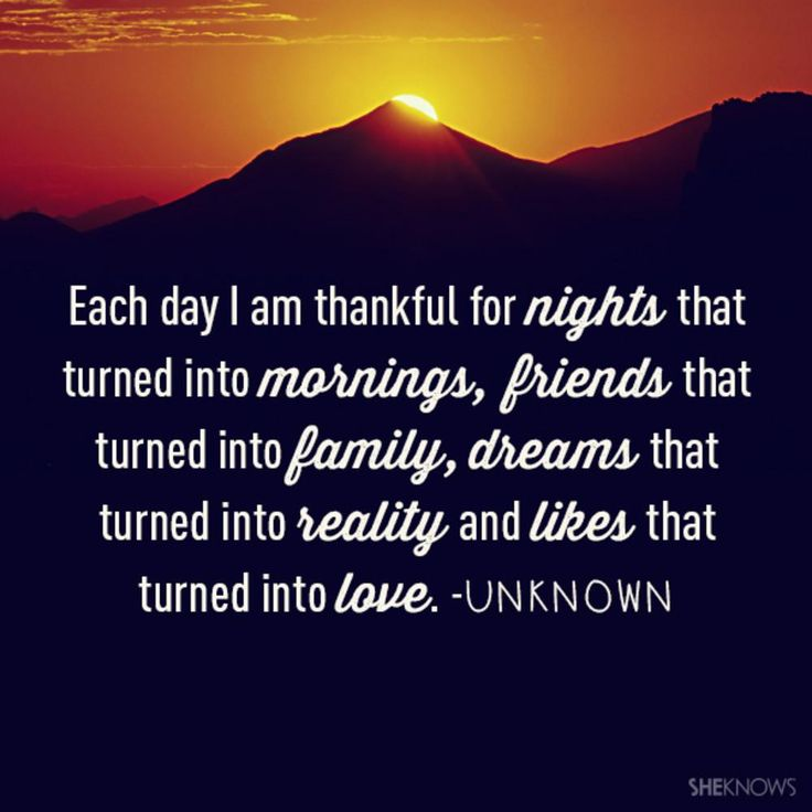 Click for more thankful quotes to celebrate the Thanksgiving holiday!