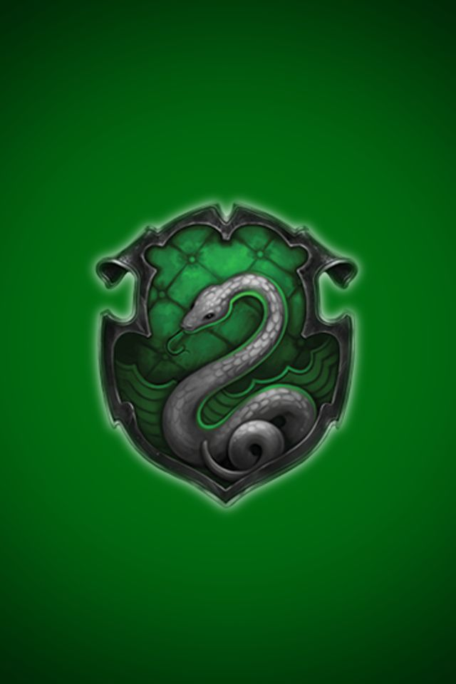 Slytherin IPhone Wallpaper 1 By TechnoKyle On DeviantArt