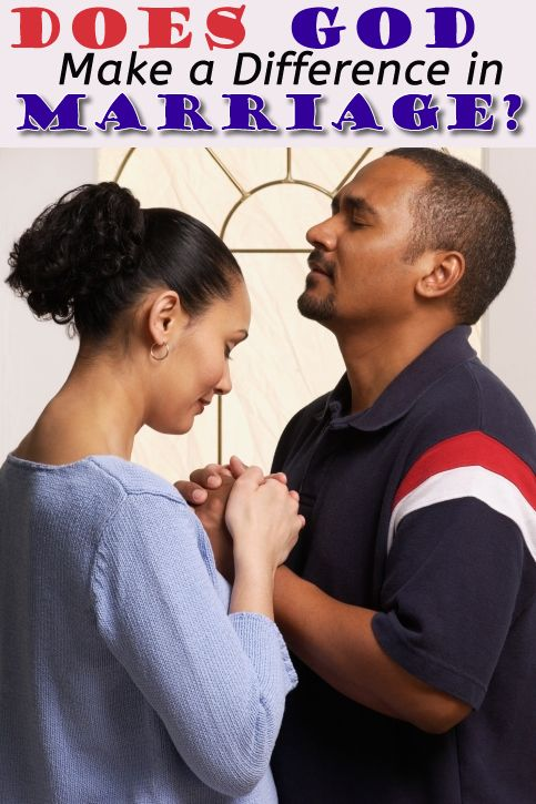 Does God Make a Difference in Marriage