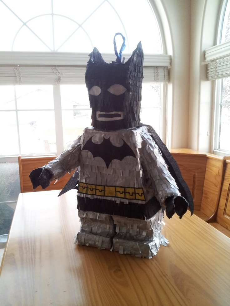 1000 Images About Lego Batman Party On Pinterest Bingo