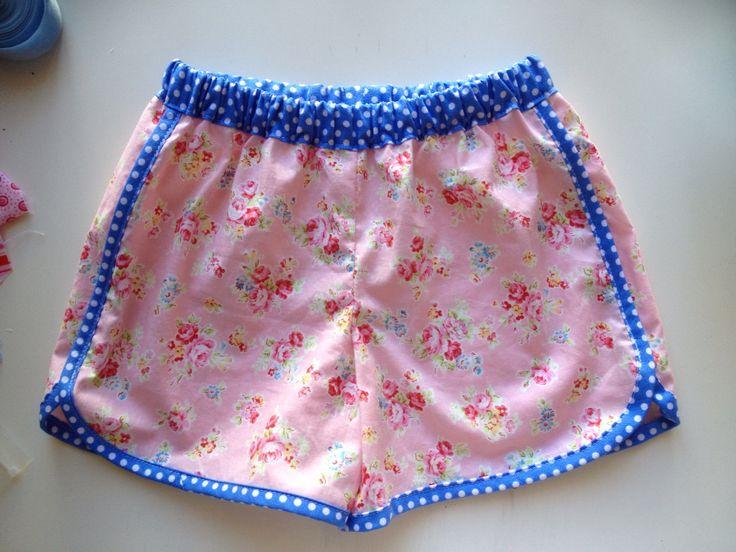 Little short shorts