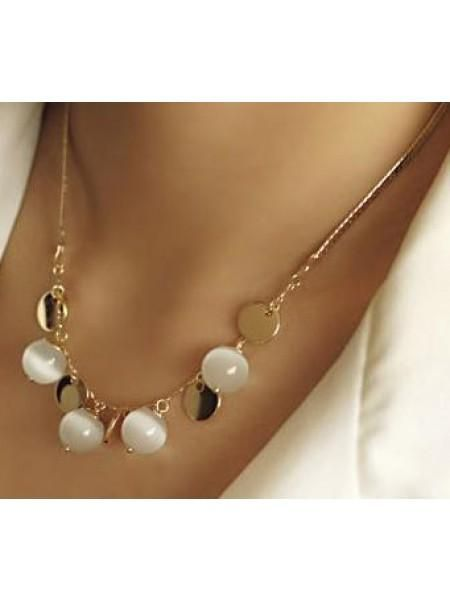 classy pearl necklace -www.cooliyo.com