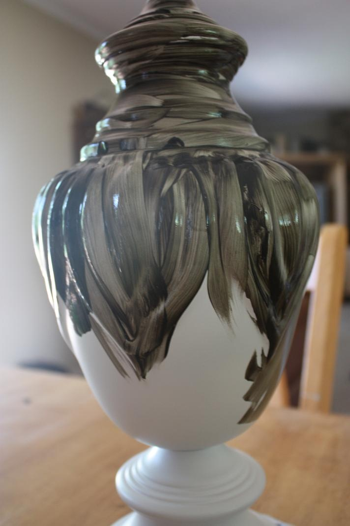 valspar antiquing glaze..