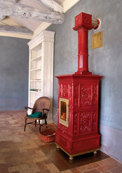 Ceramic stoves | Stoves | Vienna | La Castellamonte. Check it out on Architonic