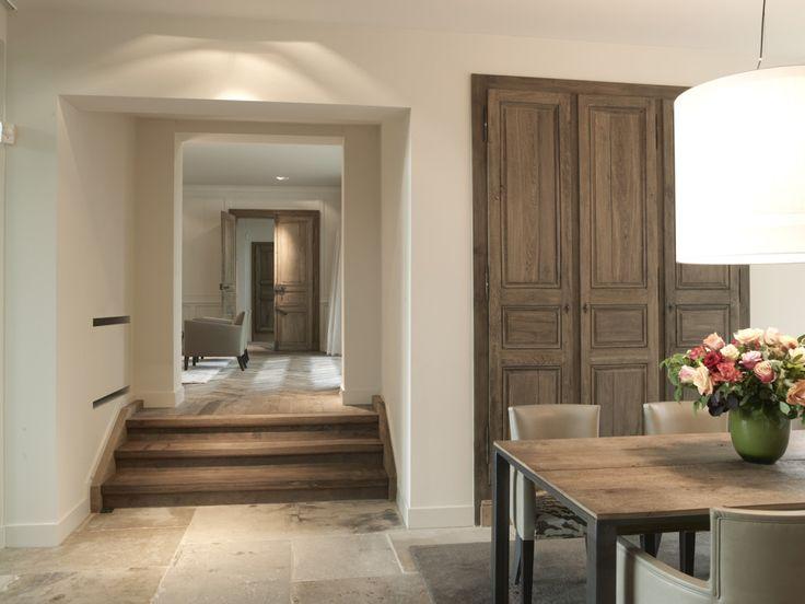 Engelse mansion - Villabouw Sels