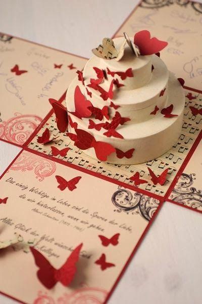 FunnyWitch Design: Wedding Explosion Box