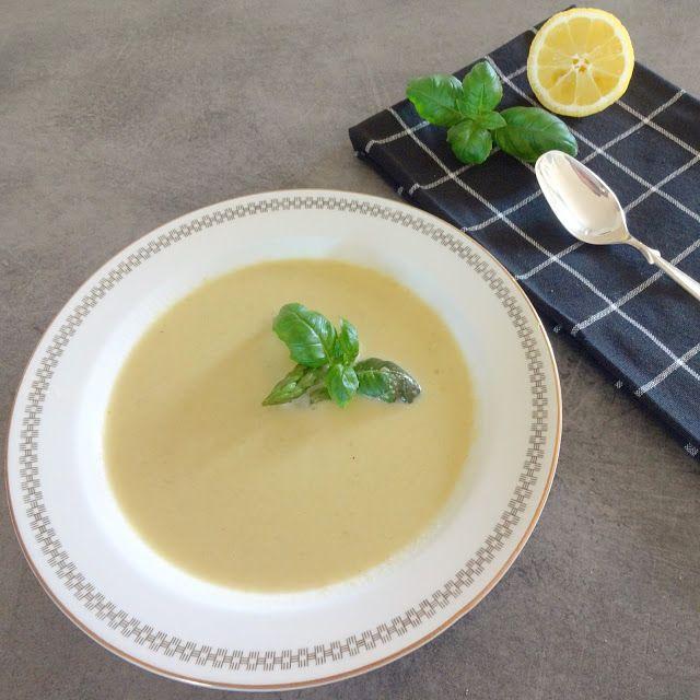 Edel's Mat & Vin : Aspargessuppe med Soave ♫♪