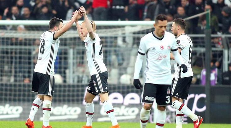 Beşiktaş -Fenerbahçe: 3-1