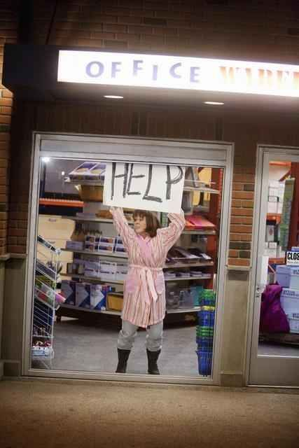 """Sometimes things may not go as planned. 