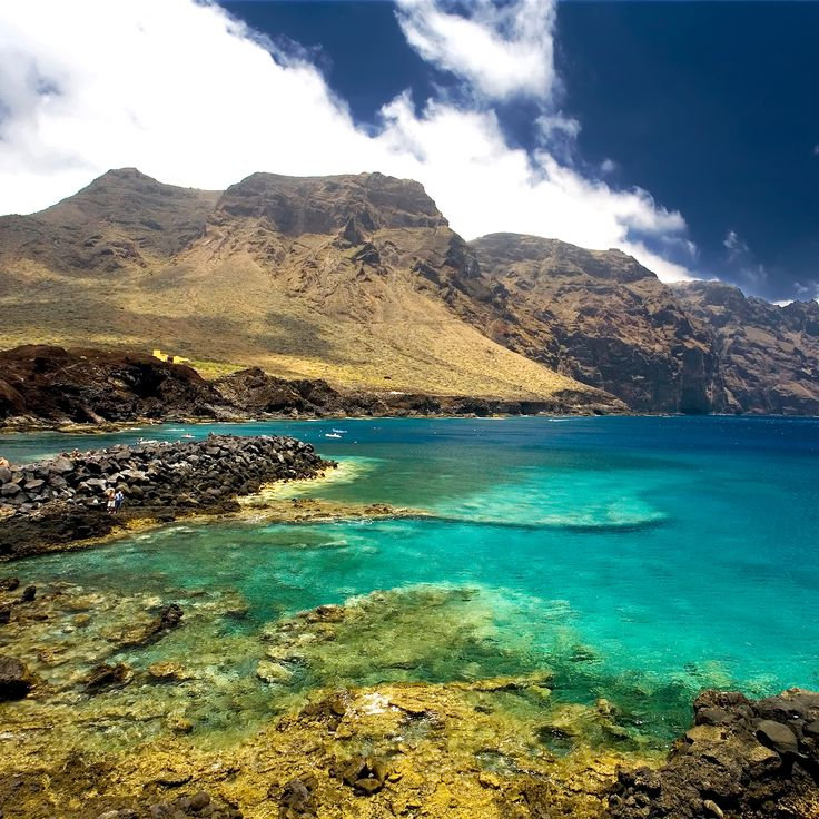 Punta de Teno, Parque Rural de #Teno - #Tenerife #IslasCanarias