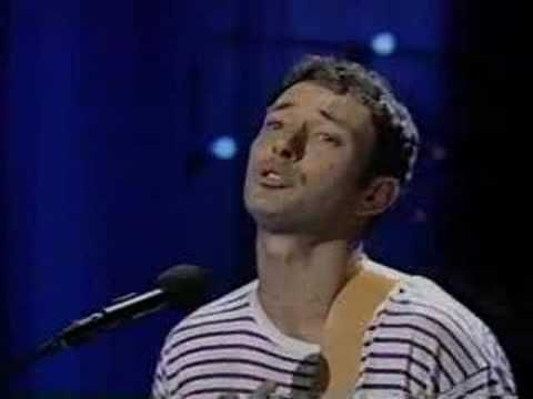 This is my friend Jonathan. If you don't know who he is, find out (or watch There's Something About Mary, again). And then come in the store and thank me.  Jonathan Richman - I Was Dancing In The Lesbian Bar Live