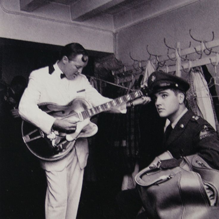 : Bill Haley & The King…