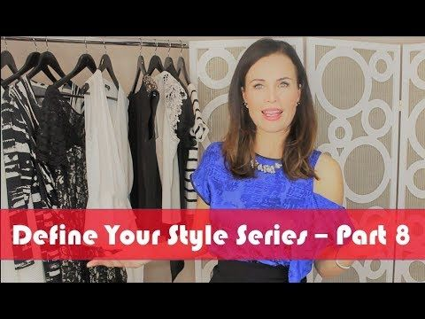 Reinvent Your Style | Part 8 - Shopping for Your Capsule Wardrobe - TOP ...