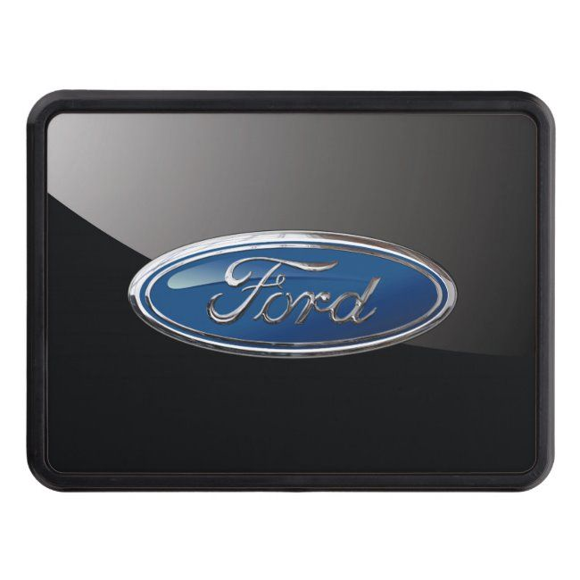 Ford Emblem 3d Badge Special Edition Tow Hitch Cover Zazzle Com Ford Emblem Tow Hitch Cover Hitch Cover