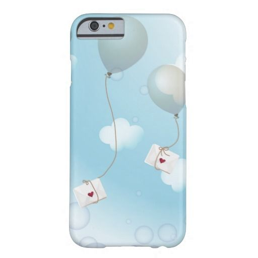 Love Letters Barely There iPhone 6 Case