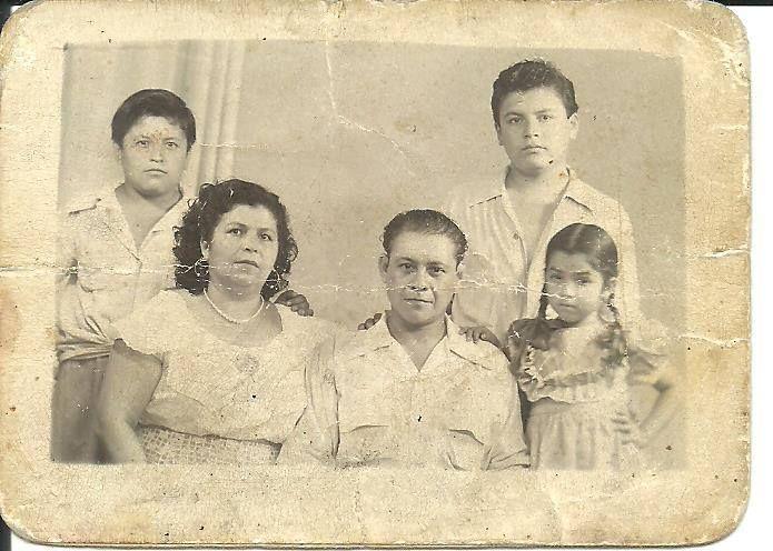La familia Mendez