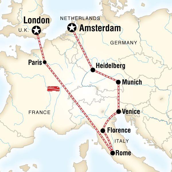Next Europe trip but skip Venice, go Switzerland instead!
