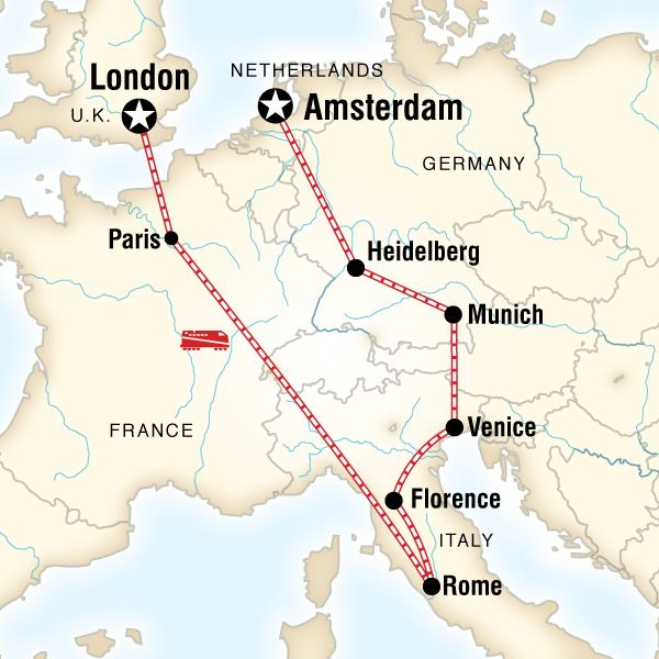 Next Europe trip but skip Venice, go Switzerland instead!