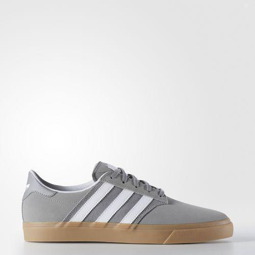 Seeley Premier Shoes - Grey