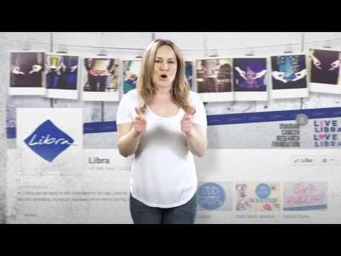 Libra and the Ovarian Cancer Research Fund Awareness Campaign