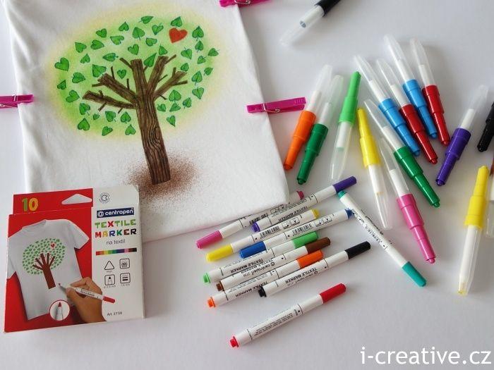 Kreslení na textil
