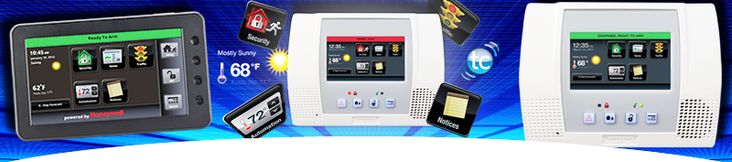Honeywell Security System Models by Authorized Dealer