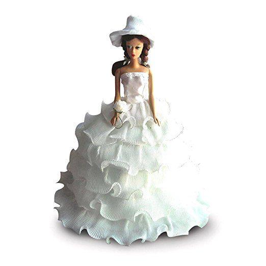 Creation® Abiti abito fatto a mano festa di nozze di moda & Vestiti per Barbie Doll regalo di natale