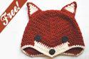 Crochet: Sly Fox Hat