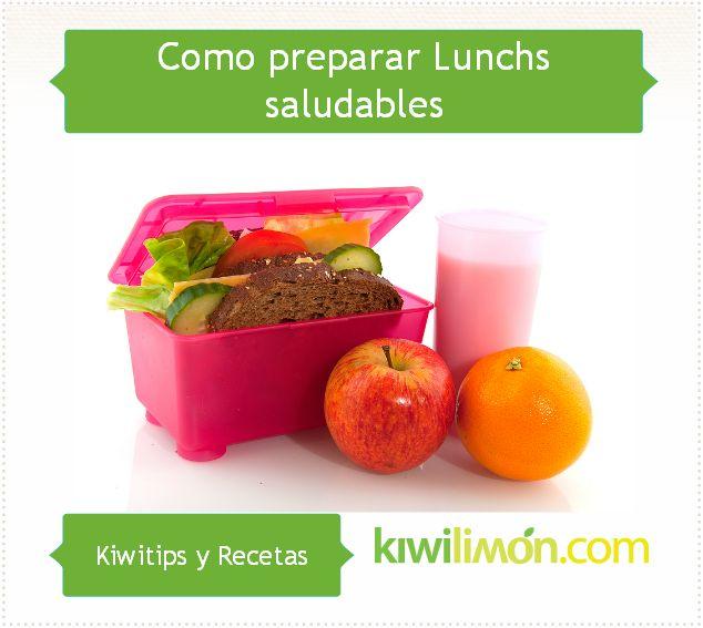 Una alimentación adecuada empieza desde casa, invierte en la salud de tus niños con estos Kiwitips y Recetas.
