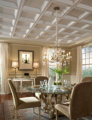 Armstrong Coffered Ceilling Panels Ceiling Ideas