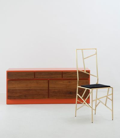 Ralph Pucci Gold Vine Chair Love It Beautiful Furniture Pinterest Robert Ri 39 Chard Love