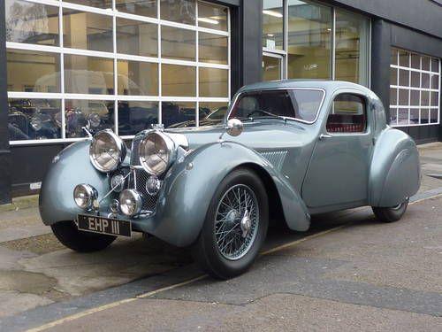 Jaguar SS100 3.5 Litre FHC