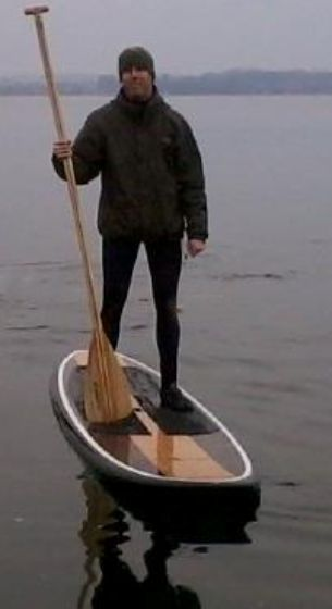 Stand Up Paddleboards Boatdesign Build Your Own Wood