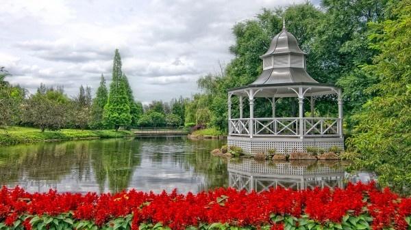 Hunter Valley Gardens, New South Wales, Australia.