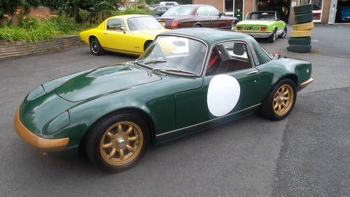 Lotus Elan S4 FHC For Sale (1969)