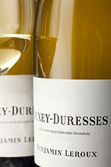 Benjamin Leroux Auxey-Duresses 2011 - affordable chardonnay from Burgundy