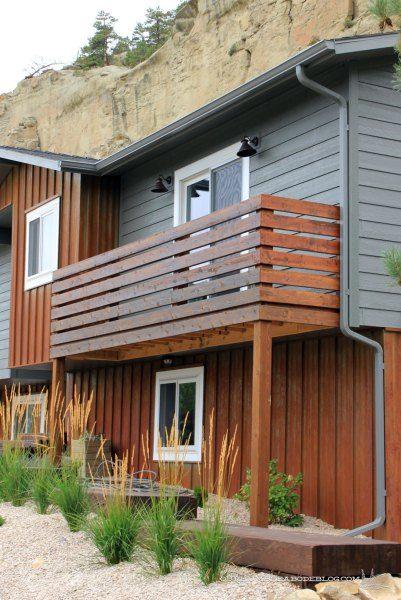 The 25+ best Balcony railing ideas on Pinterest | Deck ...