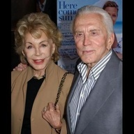 Kirk Douglas and Anne Buydens married on May 29, 1954 - 59 yrs and counting