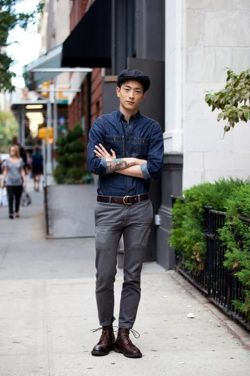 Photo   メンズファッションスナップ フリーク 男の着こなし術は見て学べ。