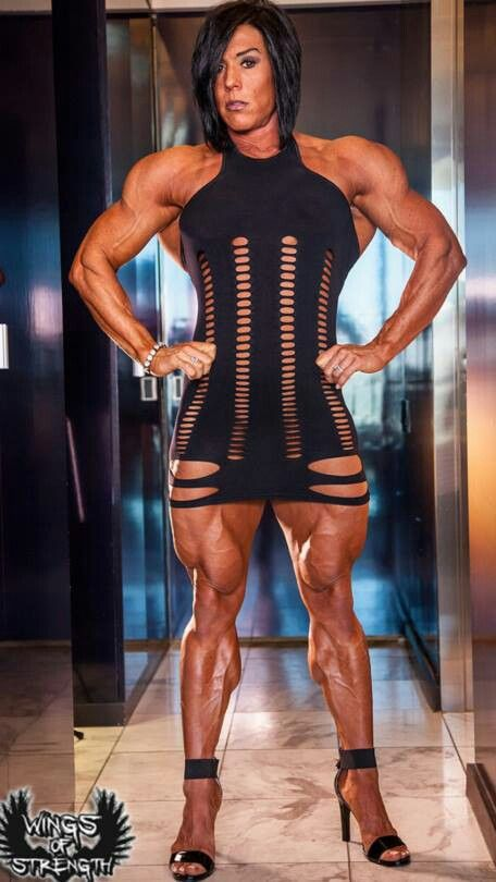 406 Best Images About Muscle Goddesses - Thank God For -4114