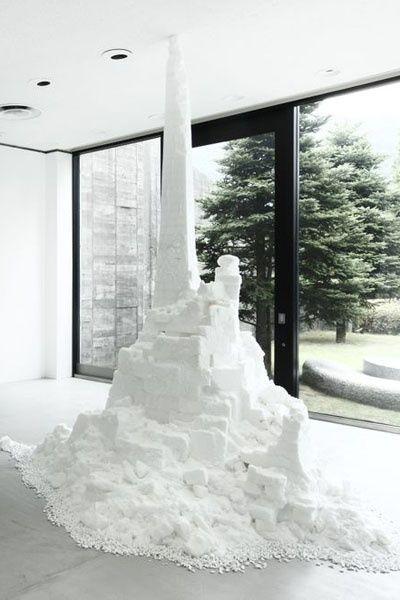 SORN/Art: The Salt Installations of Motoi Yamamoto | sornmag.com