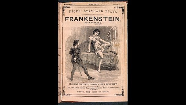 """the influence of the authors life in frankenstein a book by mary shelley Jill lepore writes about mary shelley's novel in honor of its two hundredth  birthday  """"frankenstein,"""" staged in london in 1823 (by which time the author   victor frankenstein, would in 1843 provide an influential theoretical."""
