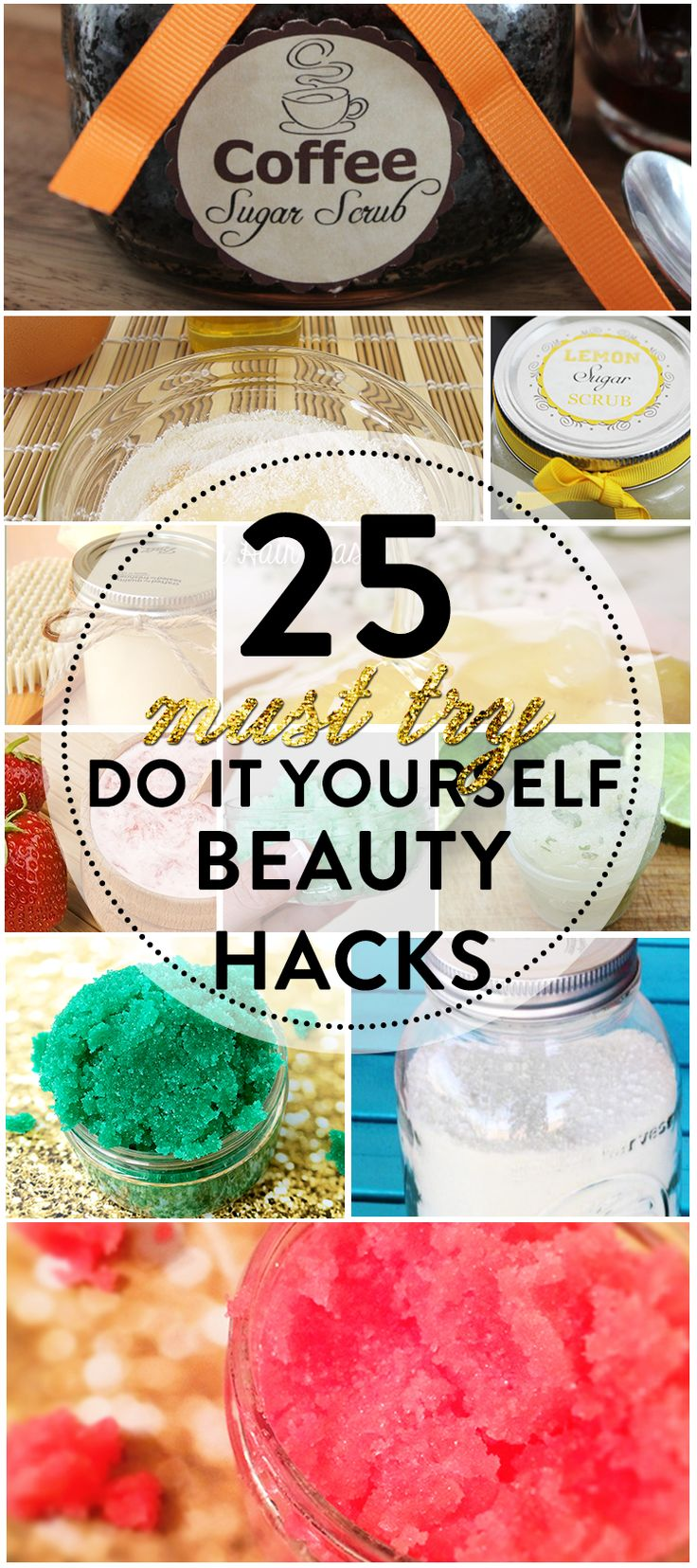 25 DIY Beauty Hacks You Have To Try Right Now!