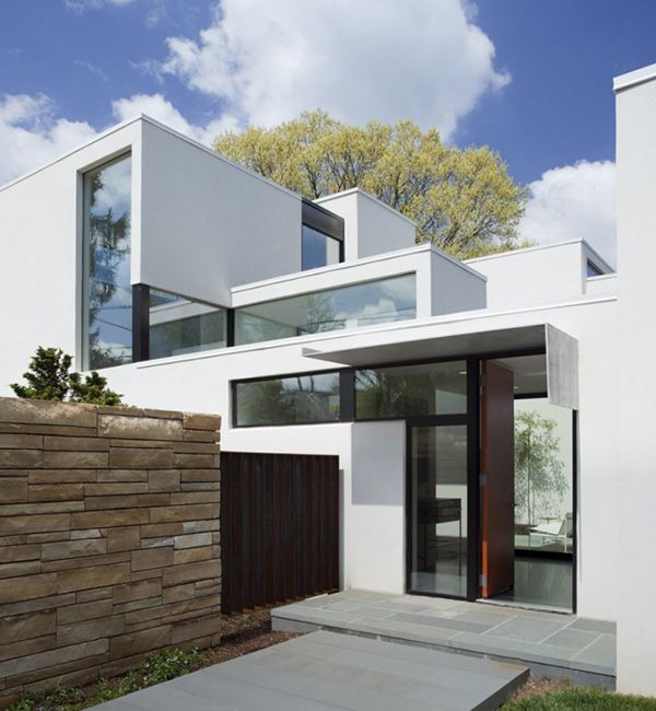 63 best images about modern house plans on pinterest for Modern house designs mc