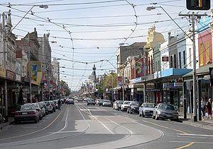 Smith Street, Collingwood