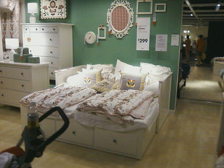 Hemnes Ikea Bed 299 May Want Later Quarto Ikea