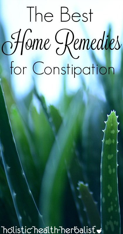 The Best Home Remedies for Constipation - Learn about which home remedies work best for constipation. Theyre simple and effective!