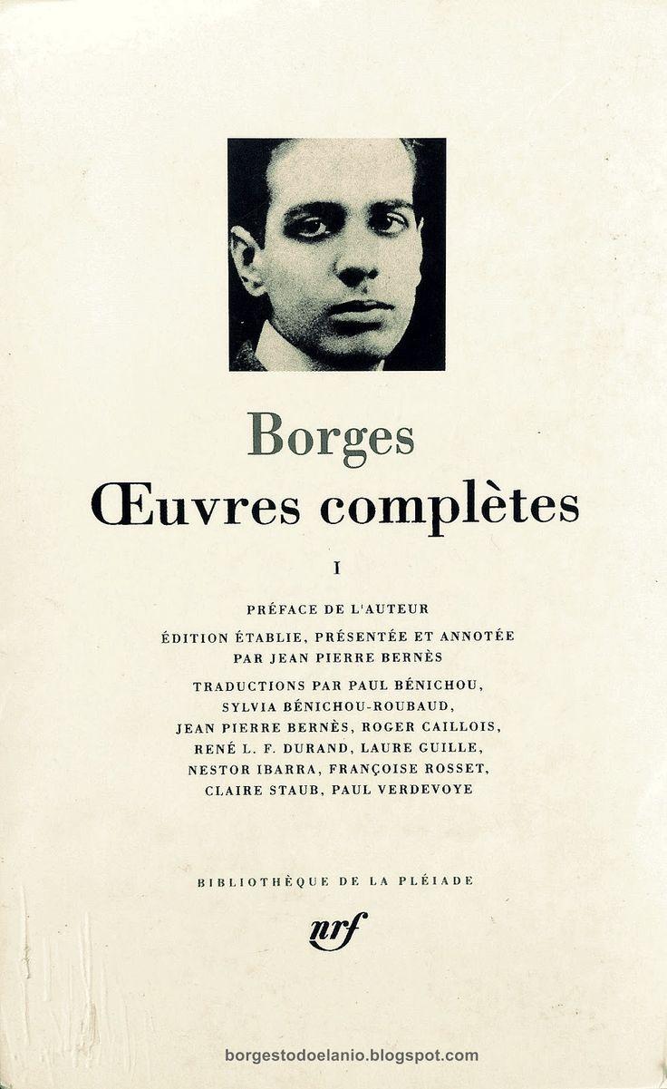 Borges todo el año: Baltasar Fernández Ramírez: Borges ha muerto de nuevo