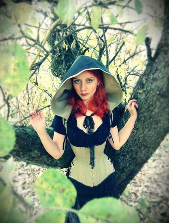 Krystyna Mira lady ardzesz corset