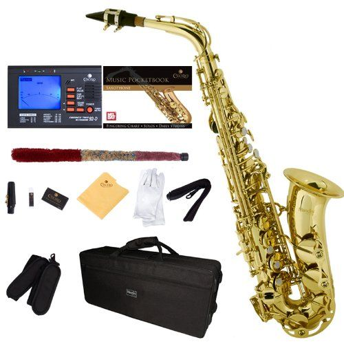 Top 10 Most Gifted Products in Saxophones -    The following list is containing Top 10 Most Gifted Products in Saxophones. The list is updated regularly in an interval of one day. The list is containing details of each products including Product Name, Current Rank of the Product, Product Image (click on the image and it will display a...